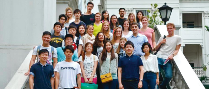 Studying Abroad at Sophia Programs at Sophia University