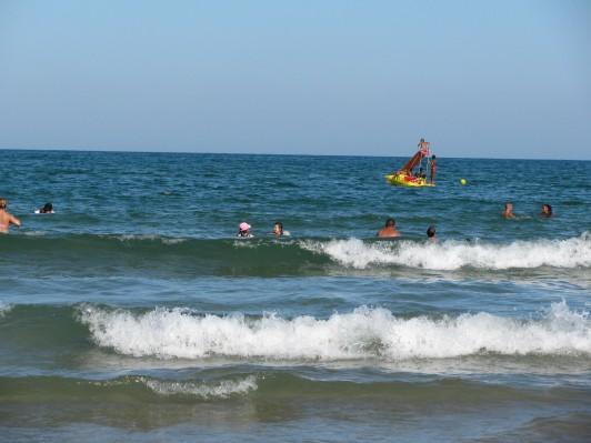 バレンシアと海は切っても切れない関係です。