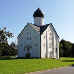 スパス・プレオブラジェンスキー教会(今は博物館)