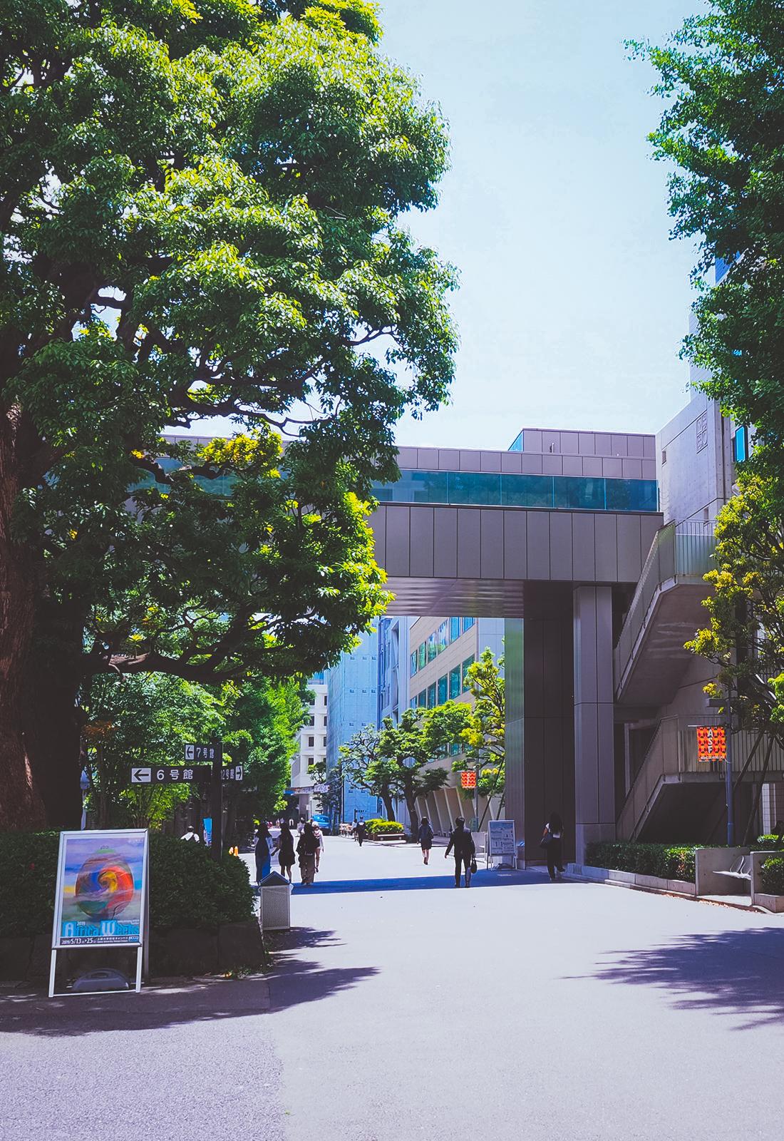 上智大学グローバル・スタディーズ研究科