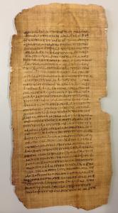 (2) 新約聖書パピルス断片2 ちなみに、P.Beatty2、とP.Bodmer 14/15、の由