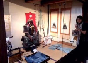 オフの日も歴史探訪しています(秋田県・角館にて)