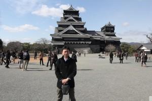 九州旅行にて