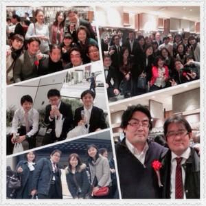 上智大学100周年記念演奏会にて (2013年12月、サントリーホール)