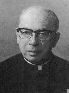 チースリク神父SJ