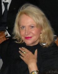 Maria Sofia Corciulo女史