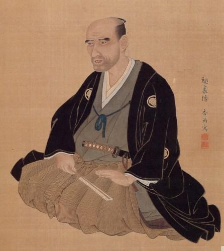 賴山陽(1780-1832年)