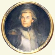 M. ベニョヴスキー (1746-1786年)
