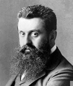 Theodor Herzl(1860-1904年)