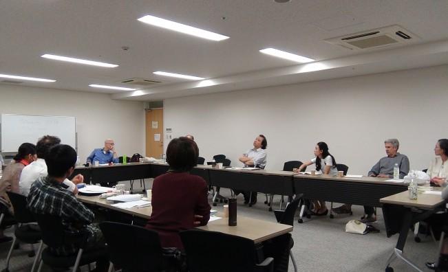 9月15日環太平洋班国際ワークショップ参加報告記②