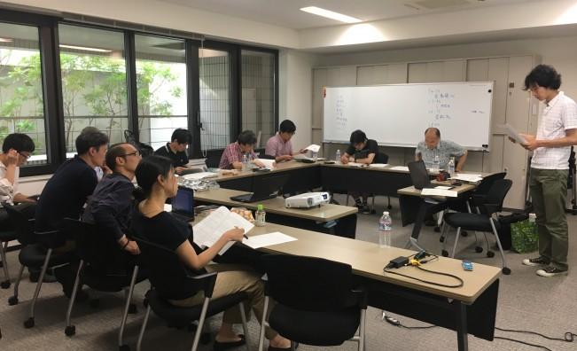 七〇年代班研究会が7月16日に上智大学で開催されました。