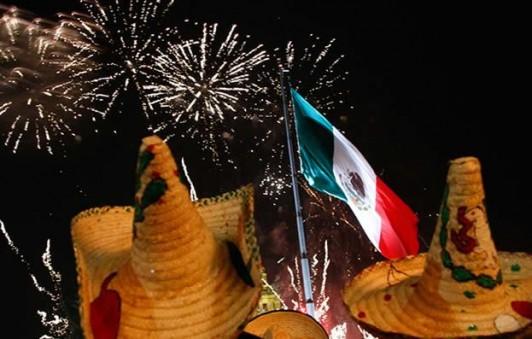 独立記念日のお祝い