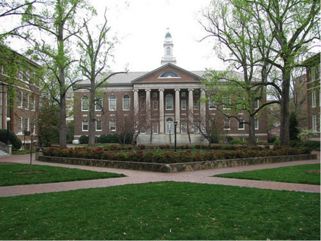University of North Carolina a...