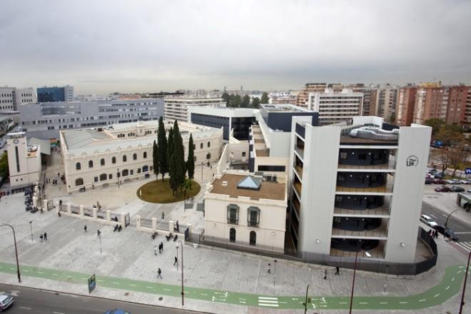 Campus-Pirotecnia