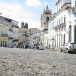 ブラジル・サルバドール市の象徴ペロウリーニョ広場(周辺地区は世界遺産)。