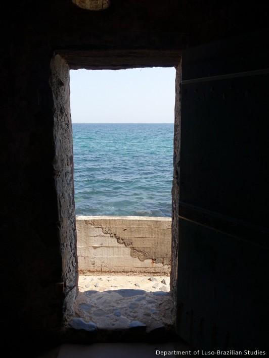 La porte du voyage sans retour-Ile de Goree
