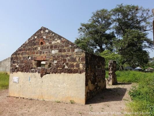 Portuguese Chapel-The Gambia