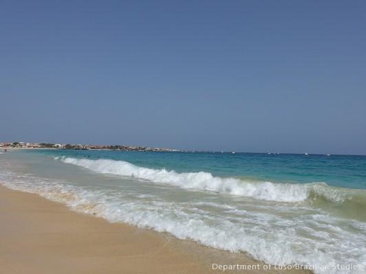 Praia Santa Maria-Ilha do Sal