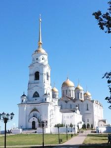 ウラジーミルのウスペンスキー大聖堂