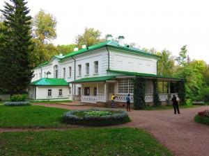 トルストイの邸宅