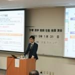 安田透さんの講演