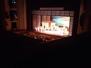 オペラも最近観に行ってきました。