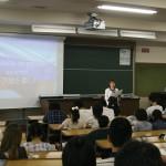 ラティシェヴァ先生による体験授業「ロシア語を楽しく!」