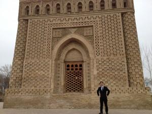 日本ウズベキスタン経済委員会でウズベキスタンに出張した時に撮影したもの