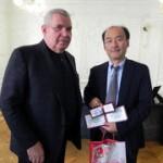古典私立大学の学長と村田真一先生