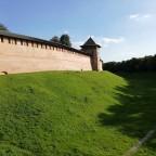 ノヴゴロドのクレムリン(外側)