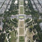 19世紀パリ万博の会場だったシャン・ド・マルス