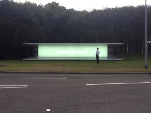 写真【3】ヨーロッパ出張(F1で有名な企業とのミーティング後)