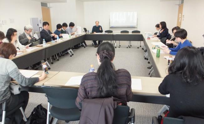 蘭科研2016年度最終研究会が2017年3月5日に上智大学で開催されました。