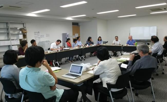 9月15日環太平洋班国際ワークショップ参加報告記①