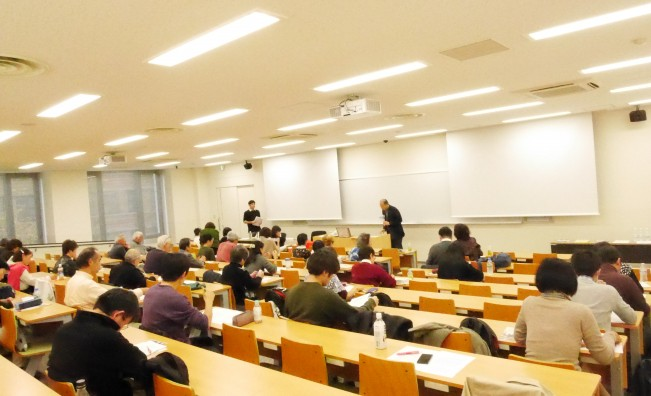 戦後引揚げ70周年記念シンポジウムが12月4日に上智大学で開催されました。